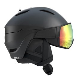 Salomon Driver+ Photo Helmet  Black
