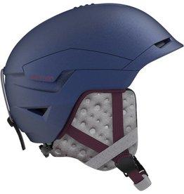Salomon Quest Access W Helmet Wisteria Navy Blue