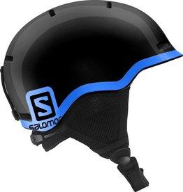 Salomon Grom Junior Helmet Black