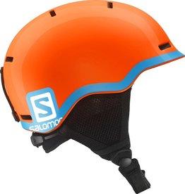 Salomon Grom Junior Helm Orange