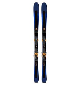 Salomon XDR 84 Ti + Warden MNC 13 Binding