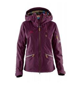 Elevenate Zermatt Ski Jacket Aubergine