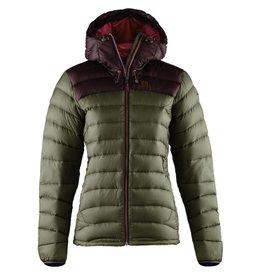 Elevenate Agile Ski Jacket Turtle Green