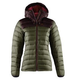 Elevenate Women's Agile Ski Jacket Turtle Green
