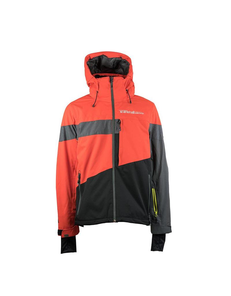 Rehall Ski Jacket Ryan Flame