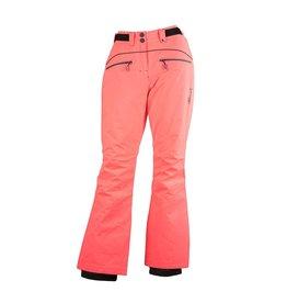 Rehall Pantalon de Ski Lottie Solid Coral