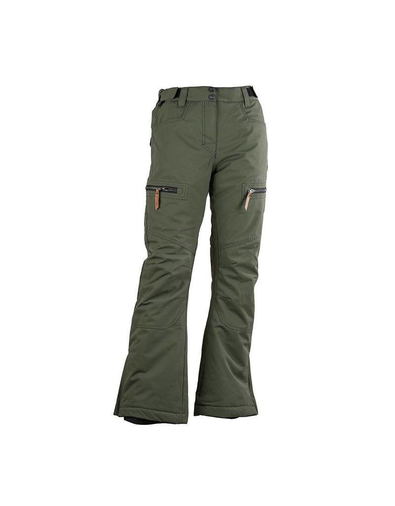 Rehall Harper Ski Pants Moss
