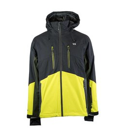 Rehall Manteau de Ski Connor Noir