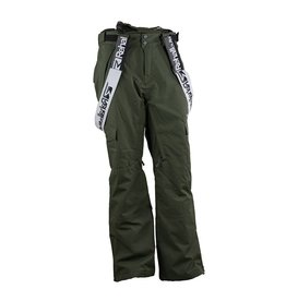 Rehall Ski Pants Charlie Olive