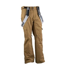 Rehall Ski Pants Charlie Dull Gold