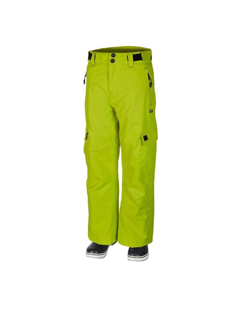 Rehall Carter Ski Pants Junior Lime