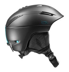 Salomon Icon2 Helm Black
