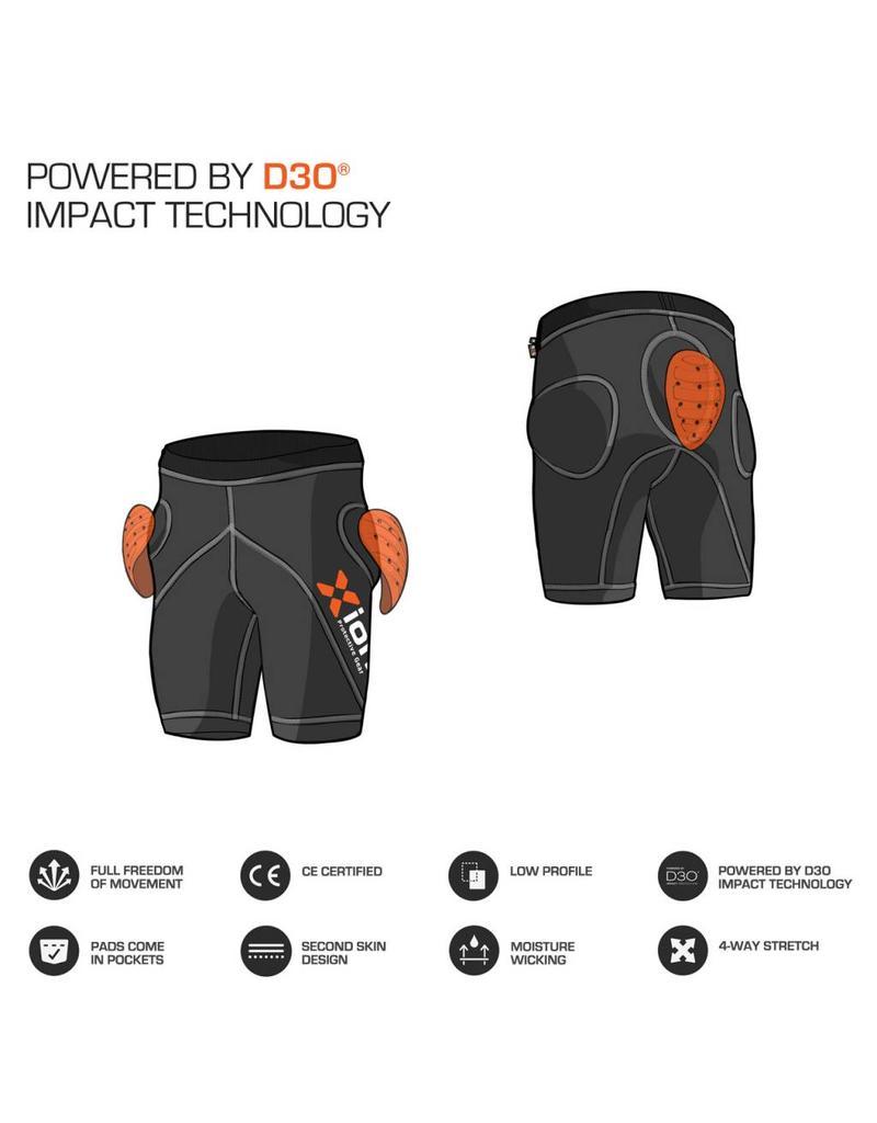 Xion Protective Gear Crash Shorts Junior