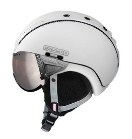 Casco Casque SP-2 Snowball Visor Helm Blanc