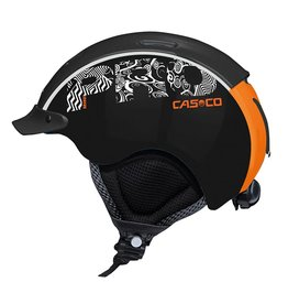 Casco Mini Pro 1 Helmet Black Orange