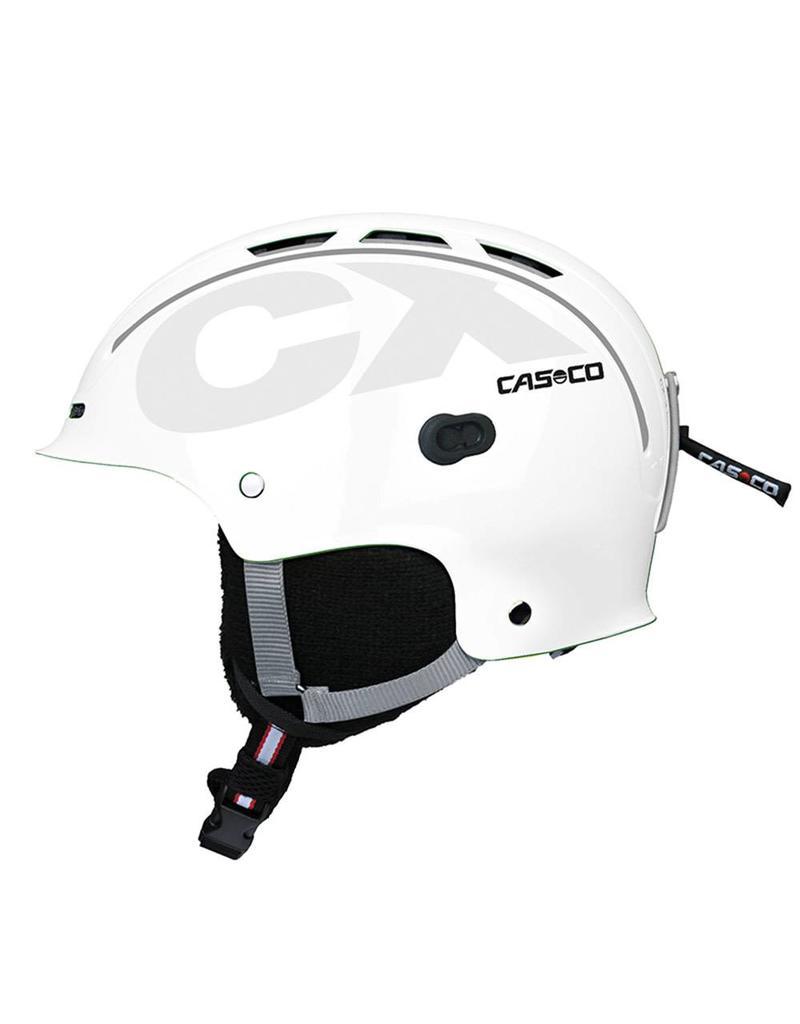 Casco CX-3 Icecube Helmet White