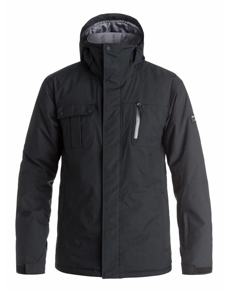 Quiksilver Skijas Mission Solid Black