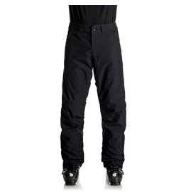 Quiksilver Men's Estate Ski/Snowboard Pants Black