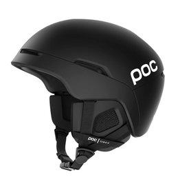 POC Obex Spin Helm Uranium Black