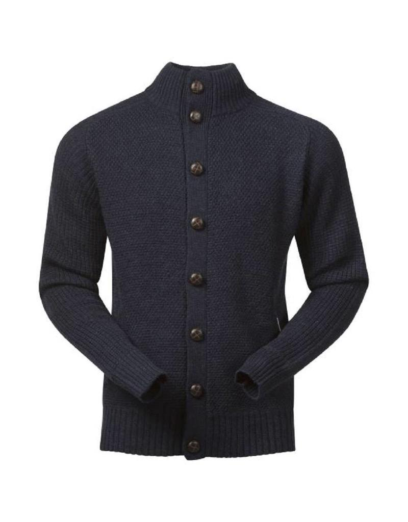 Bergans Ulriken Jacket Dark Blue Melange