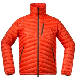 Bergans Slingsbytind Down Jacket Koi Orange
