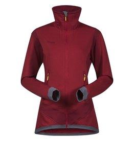 Bergans Roni Lady Jacket Red Burgundy