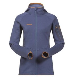 Bergans Paras Lady Jacket Dusty Blue