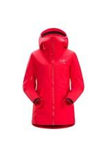 Arc'teryx Airah Rad Jacket W Red