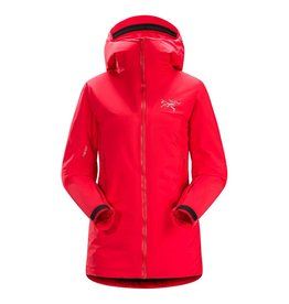 Arc'teryx Airah Rad Jacket W Red