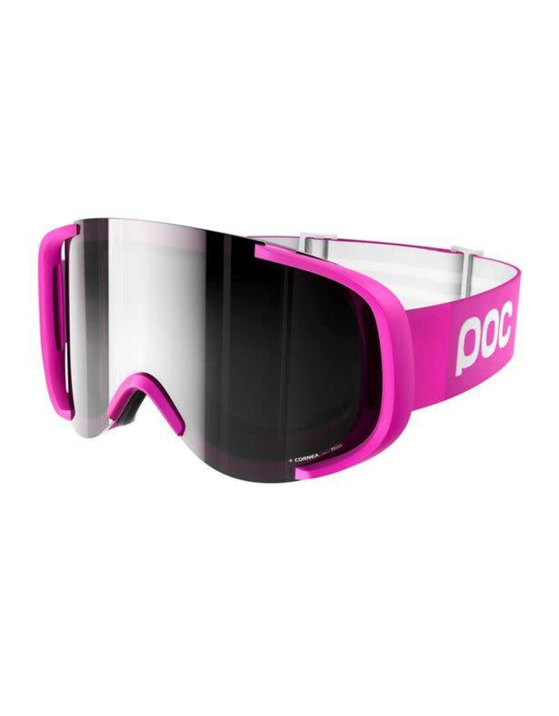 POC Cornea Skibril Fluorescent Pink