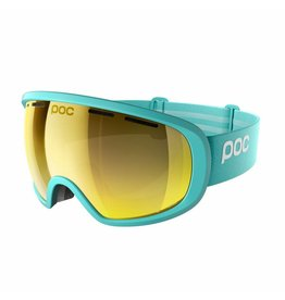POC Fovea Clarity Skibril Tin Blue