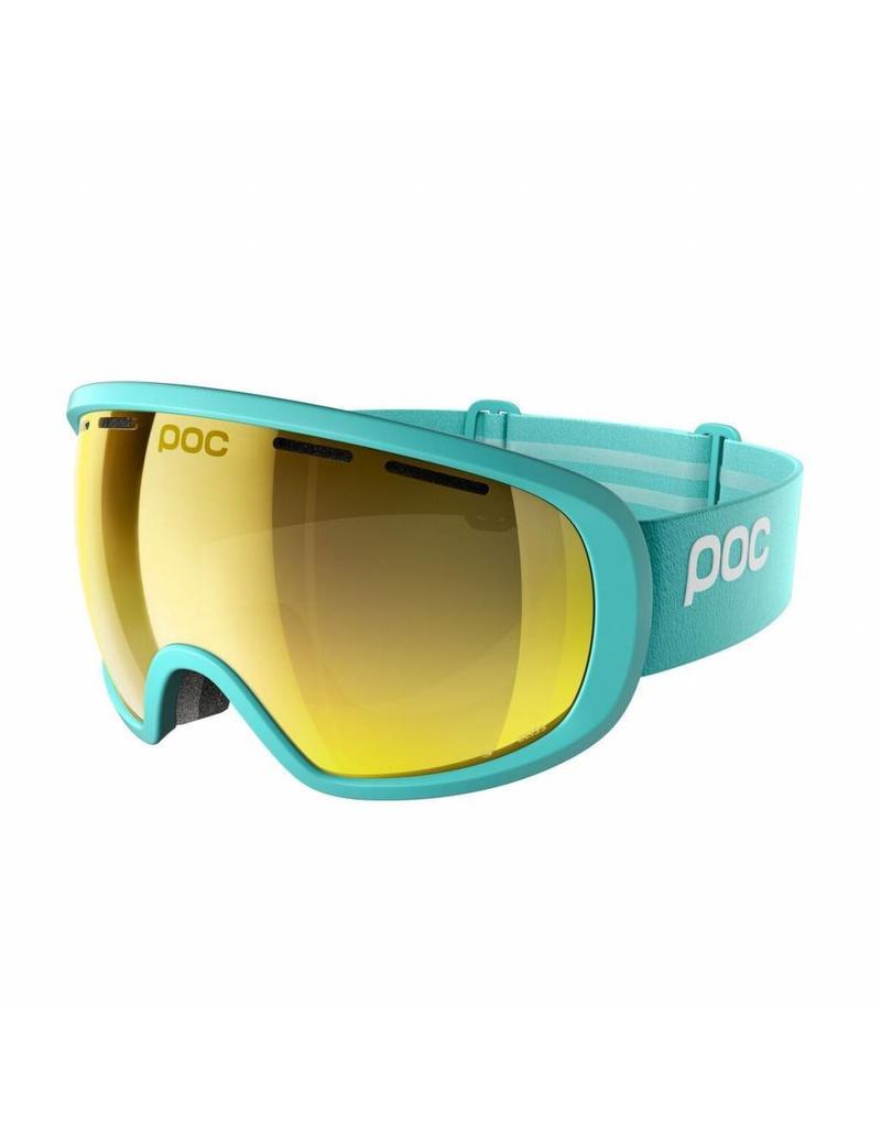 POC Fovea Clarity Goggle Tin Blue