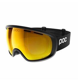 POC Fovea Clarity Goggle Uranium Black
