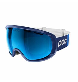 POC Fovea Clarity Comp Skibril Lead Blue