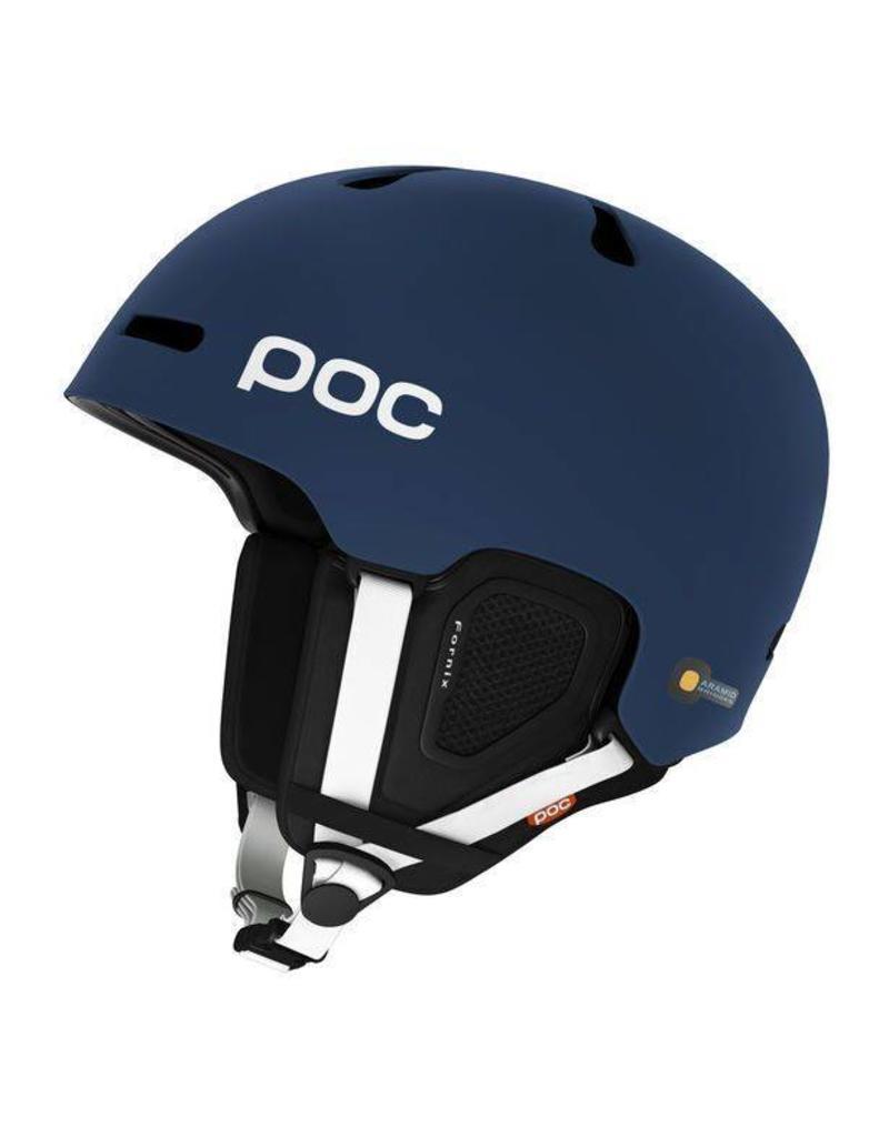 POC Fornix Helmet Lead Blue