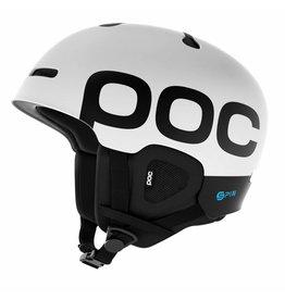 POC Auric Cut Backcountry Spin Helmet Hydrogen White