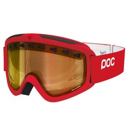 POC Iris 3P NXT Photochromatic Goggle Bohrium Red