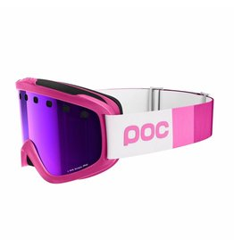 POC Iris Stripes Goggle Ethylene Pink Grey