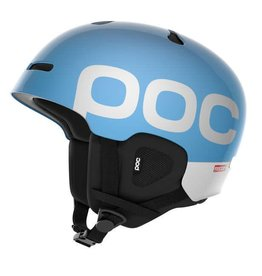 POC Auric Cut Backcountry Spin Helm Radon Blue