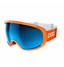 POC Fovea Clarity Comp Skibril Zink Orange