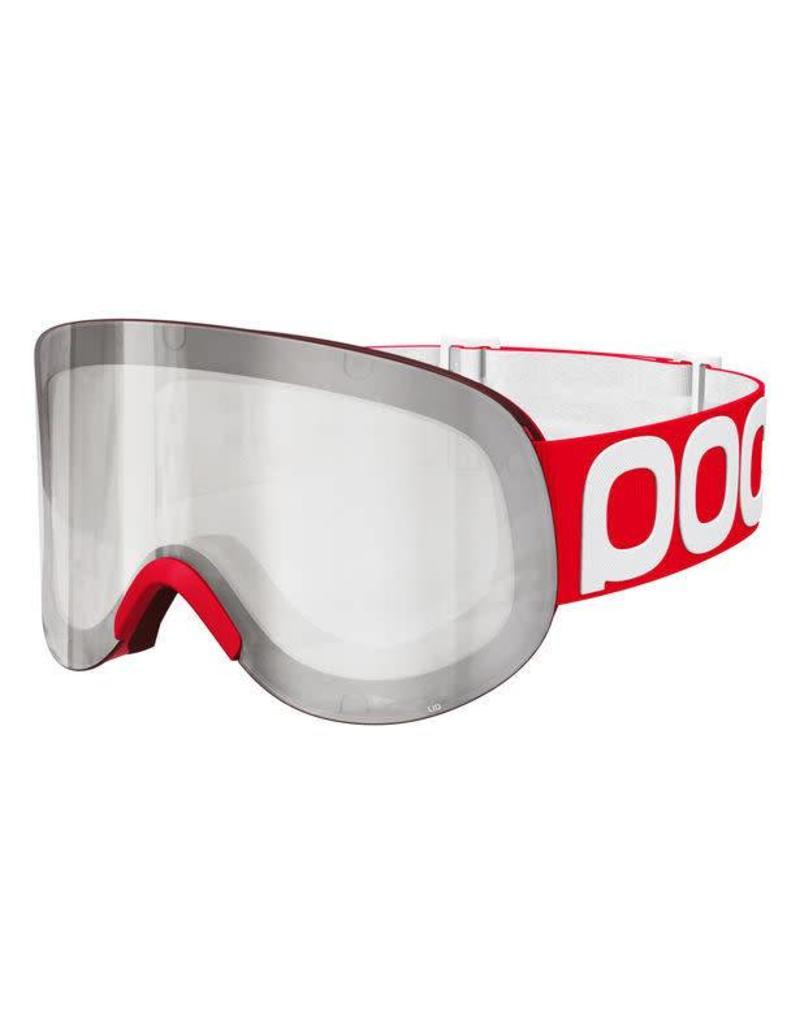POC Lid Goggle Bohrium Red