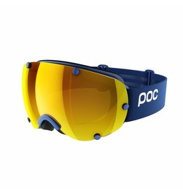POC Lobes Clarity Goggle Basketane Blue