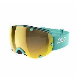 POC Lobes Clarity Skibril Tin Blue