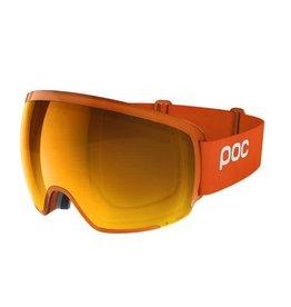 POC Orb Clarity Skibril Timonium Orange