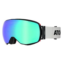 Atomic Revent Q Stereo Goggle White