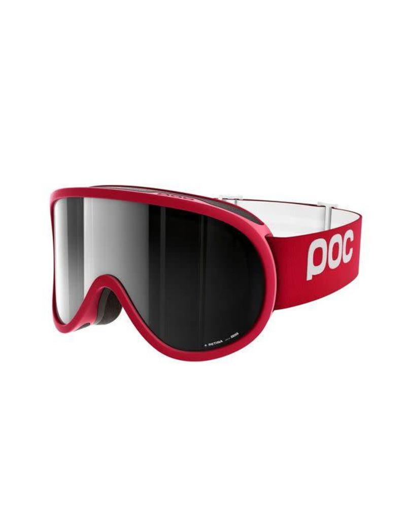POC Retina Goggle Glucose Red
