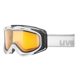 Uvex G.GL 300 LGL Skibril Wit