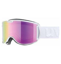 Uvex Masque de Ski Skyper LM Blanc-Mat