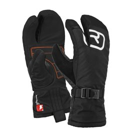 Ortovox Swisswool Glove Pro Lobster Black Raven