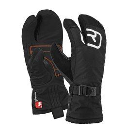Ortovox Swisswool Glove Pro Lobster Noir Raven